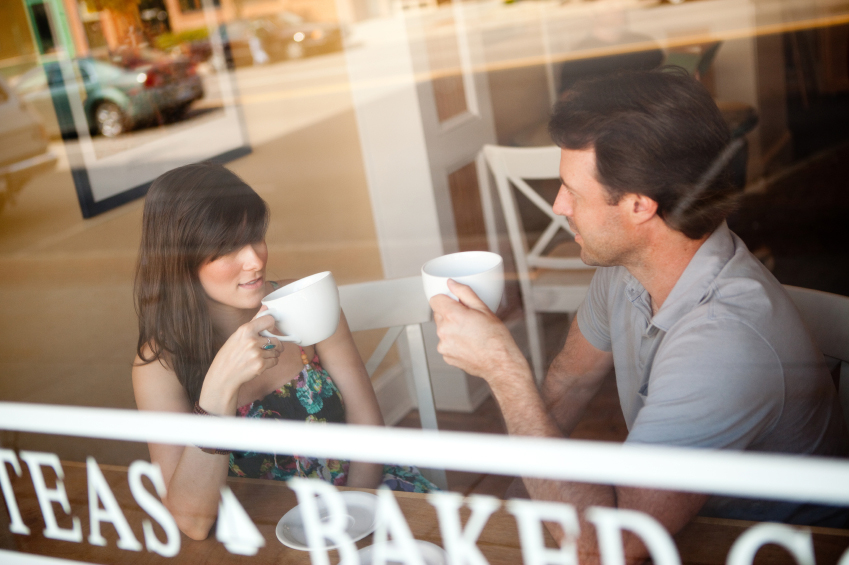how to ask a girl for a coffee date